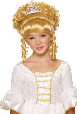 Charming Princess Wig - Child