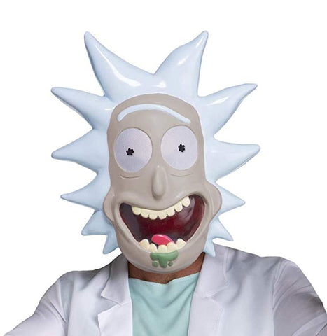 Rick and Morty Adult Rick Mask