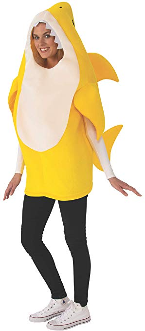 Adult Baby Shark Baby Shark Costume