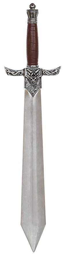 Seasons Realistic Knight Sword Prop