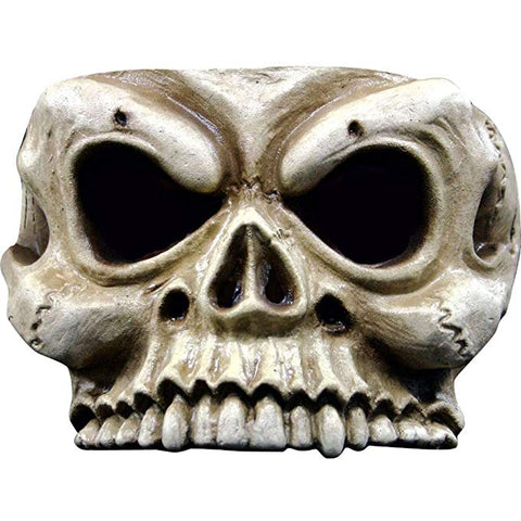 Ghoulish Productions Skull Half Mask