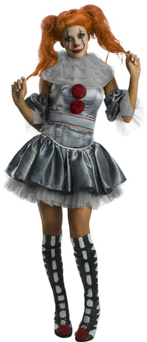 IT Movie Deluxe Pennywise Costume