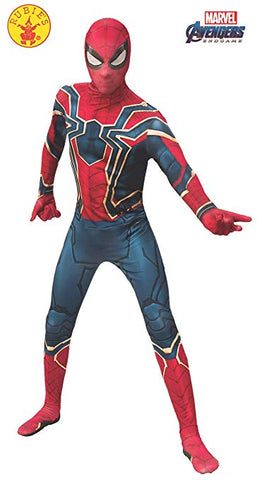 Avengers 4 Iron Spider Adult 2nd Skin Suit