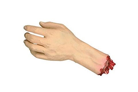 Seasons Realistic Severed Hand Prop