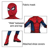 Marvel Spider-Man Far from Home Child's Spider-Man Costume & Mask