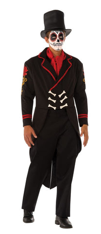 Senor Muerto Adult Costume