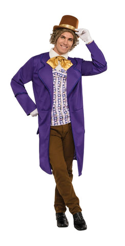 Willy Wonka Deluxe Adult Costume