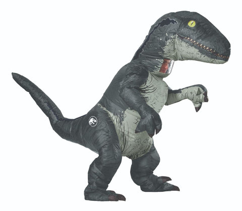 Velociraptor Inflatable Adult Costume
