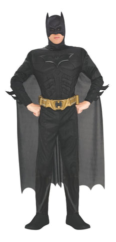 Batman Deluxe Muscle Chest Adult Costume