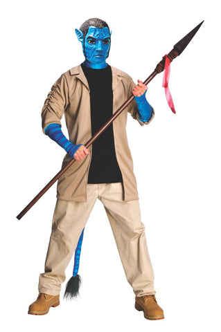 Jake Sully Deluxe Adult Costume