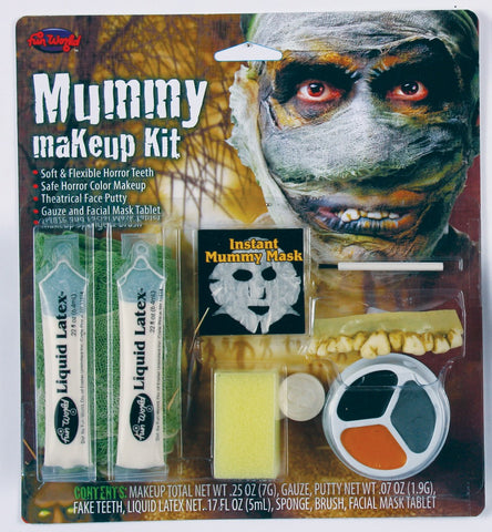 Mummy Makeup Kit
