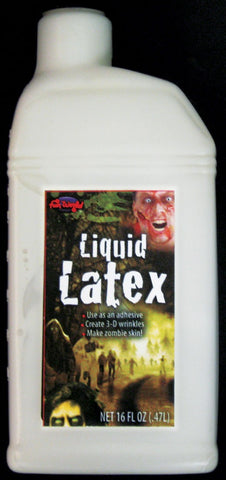Liquid Latex - 1 Pint