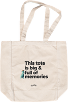 This tote is full of Memories