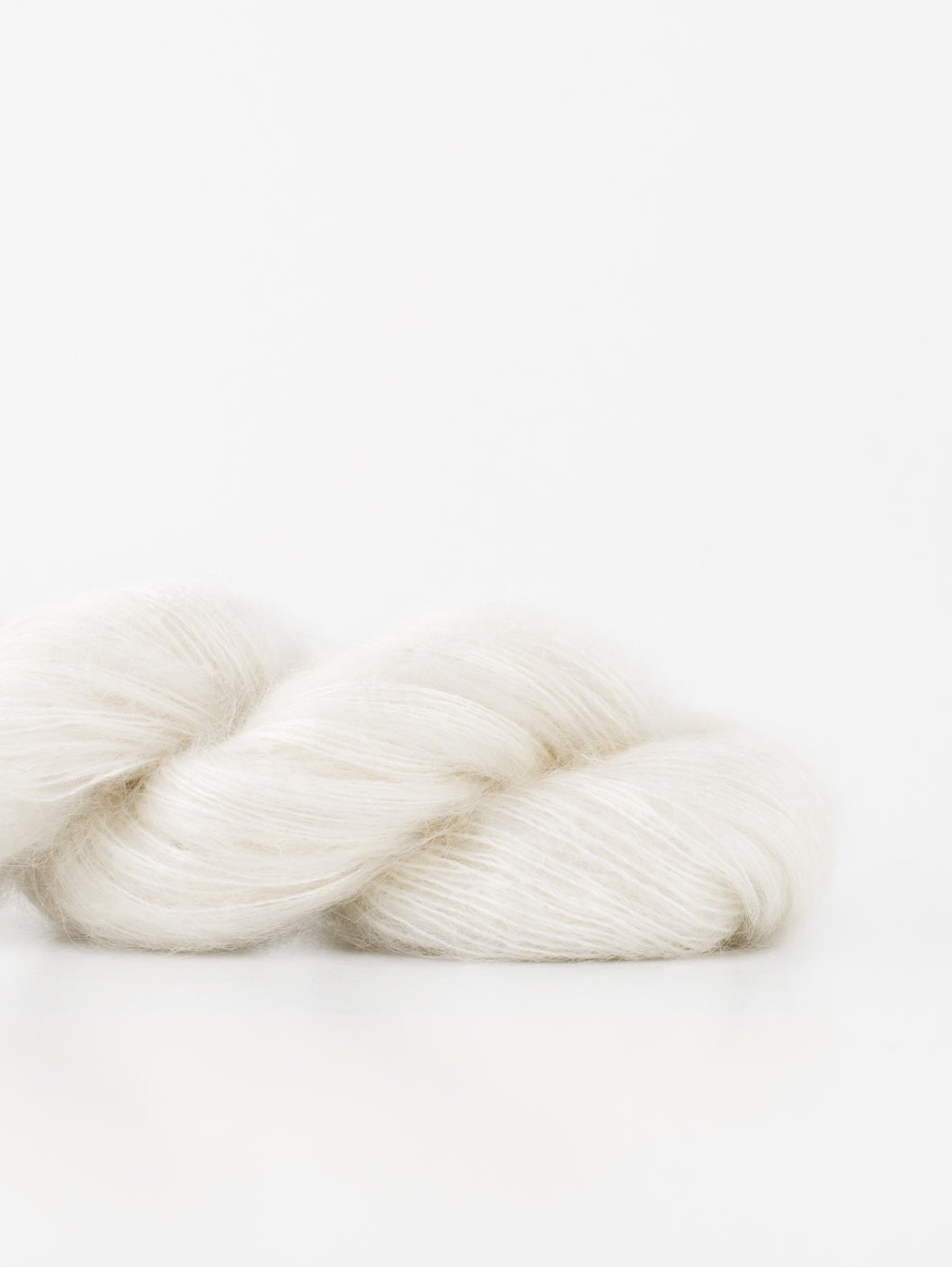 SHIBUI SILK CLOUD IVORY