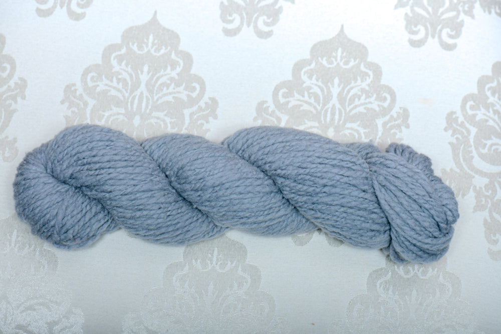 Granite Grey Fine Merino Wool