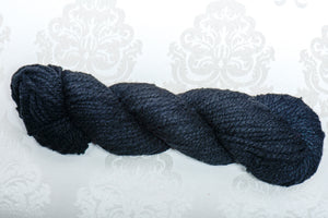Carbon Black  Fine Merino Wool