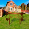 Thanksgiving Yard Sign