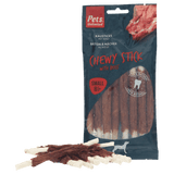Chewy Sticks with Beef 8 pc (1 box of 6 bags)