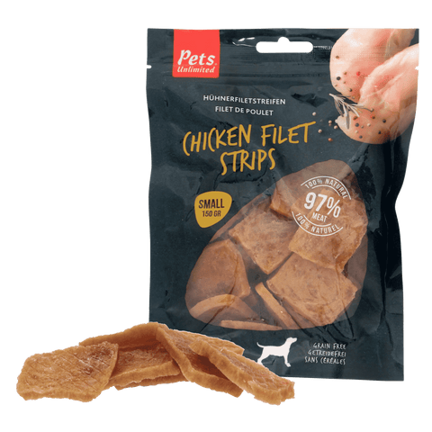 Chicken Filet Strips Small 150g