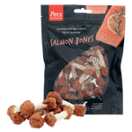Salmon Bones (1 box of 8 bags)