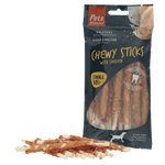 Chewy Sticks with Chicken 10 pc (1 box of 6 bags)