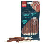 Chewy Sticks with Bacon 8 pc (1 box of 6 bags)