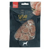 Sushi with Chicken (1 box of 10 bags)