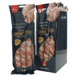 Tricolor Chewy Sticks with Chicken Large 3 pc (1 box of 6 bags)