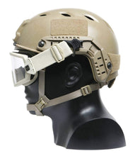 Load image into Gallery viewer, Swivel Goggle Clips for ARC Rail equipped Helmet