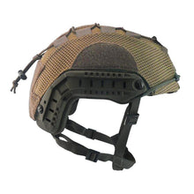 Load image into Gallery viewer, Mesh Cover for High Cut Bump & Ballistic Helmets