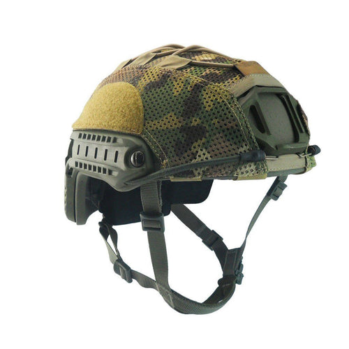 Mesh Cover for High Cut Bump & Ballistic Helmets