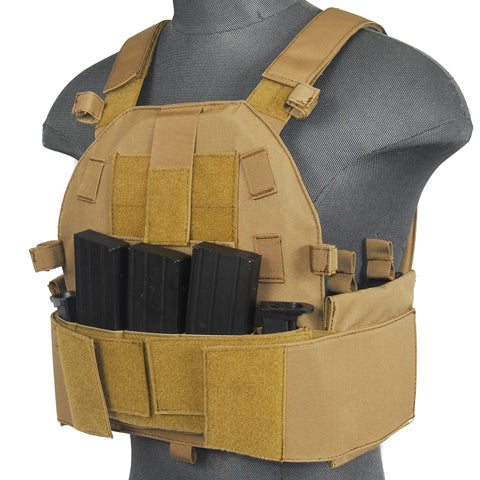 DEVGRU Convertible Plate Carrier