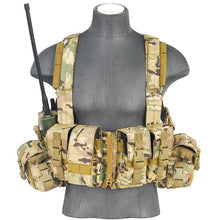 Load image into Gallery viewer, DEVGRU Split-Front Chest Rig