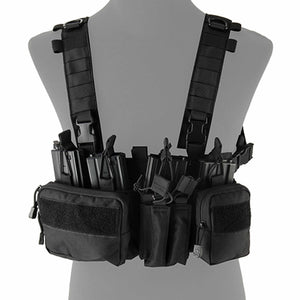308 Heavy Chest Rig