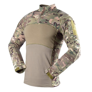 Next Gen Long Sleeve Knitted Combat Shirt