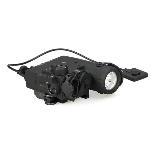 Armorwerx Green Laser + IR Laser + LED Weapon Light