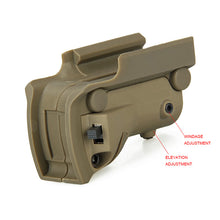 Load image into Gallery viewer, Frame Rail Mount Universal Pistol Laser Sight