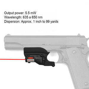 Laser Sight for Colt 1911 and Similar