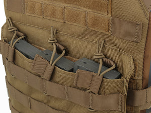 Jumpable MOLLE Plate Carrier Vest
