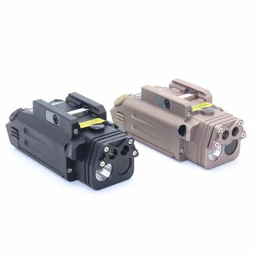 Armorwerx Dual Beam Visible + IR Laser / Light Module