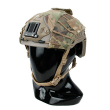 Load image into Gallery viewer, Multicam Helmet Cover for MT Ballistic & Bump Helmets