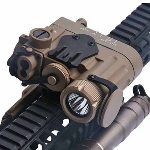 BUIS Iron Sight for DBAL Lasers