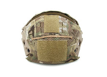 Load image into Gallery viewer, Multicam Mesh Helmet Cover for Air Frame Helmets