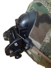 Load image into Gallery viewer, ANVIS AVS-6 AVS-9 4-hole Ground Helmet Mount Adapter