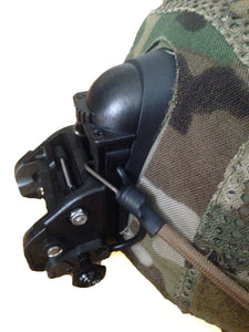 ANVIS AVS-6 AVS-9 4-hole Ground Helmet Mount Adapter