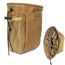 Load image into Gallery viewer, Belt / MOLLE Mini Dump Pouch / Shotshell Carrier / Chalk Bag