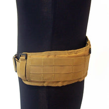 Load image into Gallery viewer, Cobra Buckle Padded MOLLE Battle Belt
