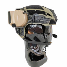 Load image into Gallery viewer, Universal Helmet Rail Headset Adapters