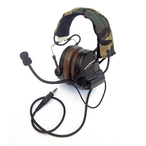 Armorwerx Closed-Ear Electronic Hearing Protection & Communication Headset