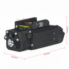 Load image into Gallery viewer, Armorwerx Dual Beam Visible + IR Laser / Light Module